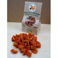 Цукаты из моркови с апельсином и корицей