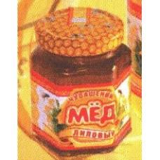 Мёд чувашский липовый нового урожая