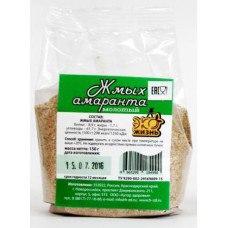 Жмых семян амаранта молотый