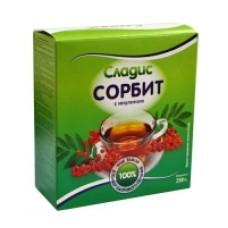 Сорбит пищевой фасованный с инулином 250 г.
