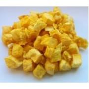 Сублимированный персик кубики