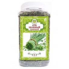 Лук зеленый сушеный, ПЭТ банка 50гр
