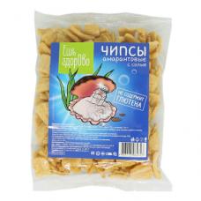 Чипсы «Ешь здорово» с солью