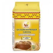Смесь  пшенично-ржано-отрубная  цельнозерновая  для выпечки