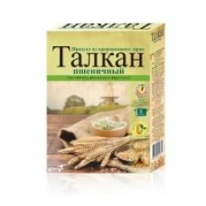 Талкан - продукт из пророщенного зерна