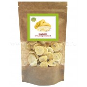 Сублимированные бананы резанные (слайсы)