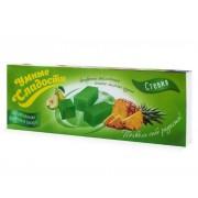 Конфеты желейные Ананас-зеленая груша