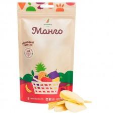 Здоровый фруктовый перекус из манго