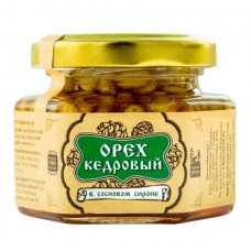 Ядро кедрового ореха в сосновом в сиропе