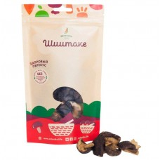 Здоровый грибной перекус из шиитаке