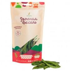Здоровый овощной перекус из зеленой фасоли