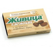 ЖИВИЦА Таежная с экстрактом зерен кофе (0,8г*5шт)