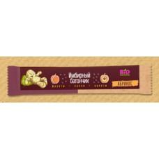 Имбирный батончик натуральный (абрикос)