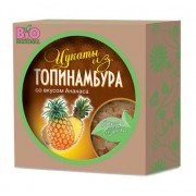 Цукаты топинамбура  (ананас)