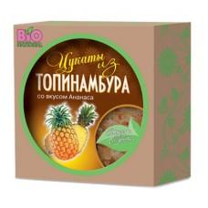 Топинамбура цукаты (ананас)