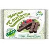 Батончики «Умные сладости» лесная ягода 110г