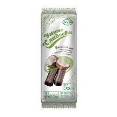 Батончики «Умные сладости» с кокосовой начинкой
