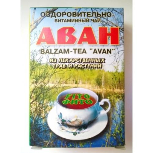 чай из 24 трав