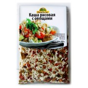 Каша рисовая с овощами 100гр.