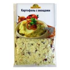Картофельное пюре с овощами 60гр
