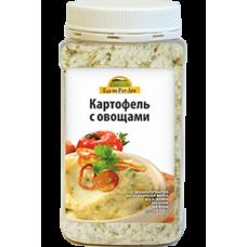 Картофельное пюре с овощами ПЭТ 320гр.