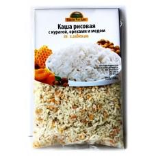 Каша рисовая с курагой 100гр.