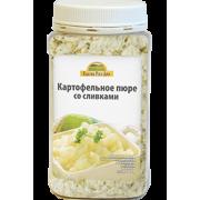 Картофельное пюре со сливками ПЭТ 330гр
