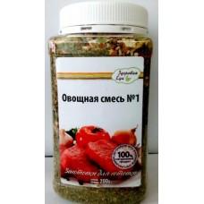 Овощная смесь №1 ПЭТ 200гр.