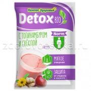 """Детокс-коктейль Detox bio norm """"С топинамбуром и свеклой"""""""