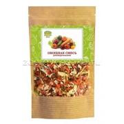 Смесь овощей универсальная(томат, паприка, лук, морковь, зелень) 100гр.