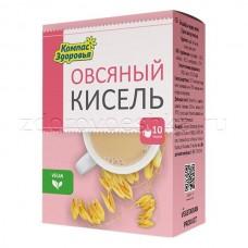 """Кисель """"Овсяный"""" Компас Здоровья"""