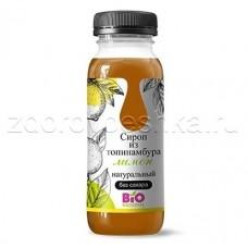 Сироп топинамбура (лимон)