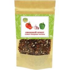 Овощной букет № 2 (Томат, паприка, чеснок), 50 гр