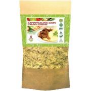 Картофельное пюре с мясом и сливками моментального приготовления 130гр. (5 порций)
