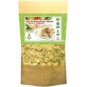 Картофельное пюре с жареным луком и сливками моментального приготовления 130гр. (5 порций)