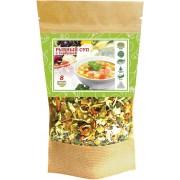 Рыбный суп с горбушей (4 порции)