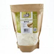 Мука кукурузная белая крафт-пакет