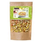 Суп-лапша с грибами (4 порций)