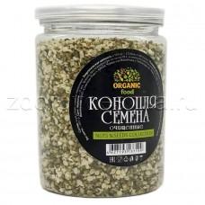 Семена конопли очищенные 160 гр ПЭТ
