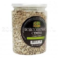 Семена подсолнечника очищенные, ПЭТ банка, 180 гр