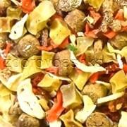 Суп картофельный пряный с мясом 1кг (50 порций) п/п пакет