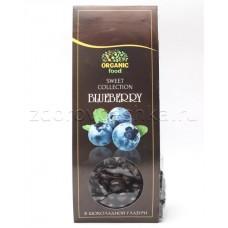 Черника сублимированная в шоколадной глазури