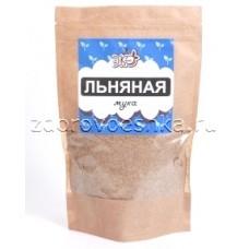 """Мука льняная """"Эко жизнь"""" крафт-пакет"""