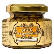 Ядро кедрового ореха в сиропе из одуванчика