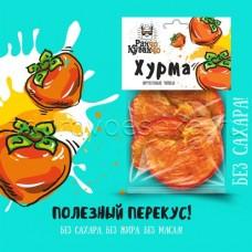 """Чипсы фруктовые """"Ранчо-Кубанчо"""" хурма"""