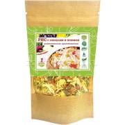 Рис с овощами и изюмом (1 порция)