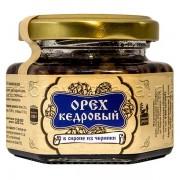 Ядро кедрового ореха в сиропе из черники