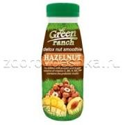 Ореховый смузи фундук с манго и персиком GREEN RANCH ПЭТ