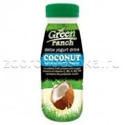 Напиток на йогуртной закваске кокосовый GREEN RANCH ПЭТ